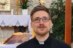 Ksiądz Mateusz Szybiak